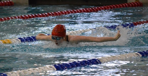 Trojan Varsity Swimming Finishes Strong at TCIS Championship Meet