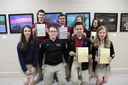Students Excel on National Latin Exam