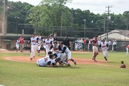 Trojans' Baseball Brings Home First State Championship After Wild Win over Fuqua!