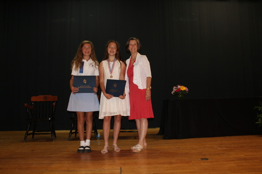 Daughters of the American Revolution Student Winners