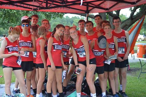 Seniors Lead Walsingham Cross Country at TCIS Championship
