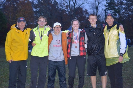 Walsingham Wraps Up 2018 Cross Country Season In Style