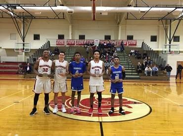 Boys Basketball Opens Season with Walsingham Thanksgiving Invitational Tournament Championship