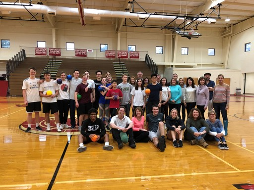 Dodgeball, Dress-Down Day Raises $800+ For Cancer Foundation