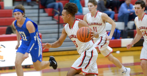 Boys Basketball Picks Up Big TCIS Win Over Steward