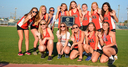 Walsingham Girls Track And Field Make It 5 In A Row At VISAA Meet
