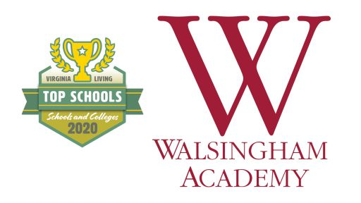 Walsingham Academy Among Virginia Living's Best Private Schools In Entire State