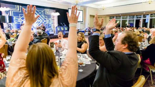 Thank You! 2020 Auction Raises $135,000