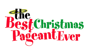the walsingham academy theatre department is excited to start rehearsals for the best christmas pageant ever the chosen fall production for this school